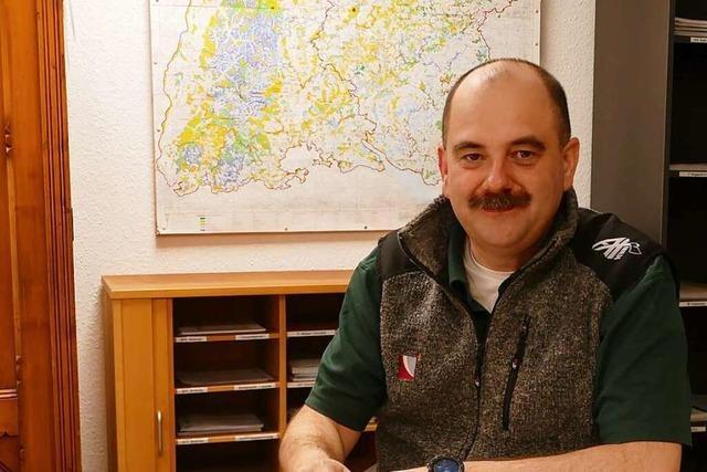 Forstbezirksleiter Marco Sellenmerten verlässt Todtnau