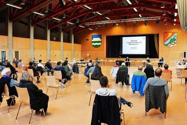 Integratives Wohnprojekt stößt auf Vorbehalte bei Anwohnern des Köchlin-Areals