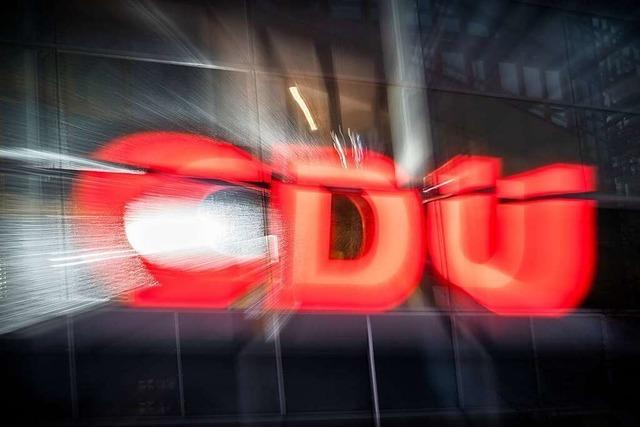 Ein CDU-Trio, das echte Alternativen bietet