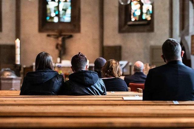 An Ostern wird es bei den meisten Kirchengemeinden Präsenzgottesdienste geben