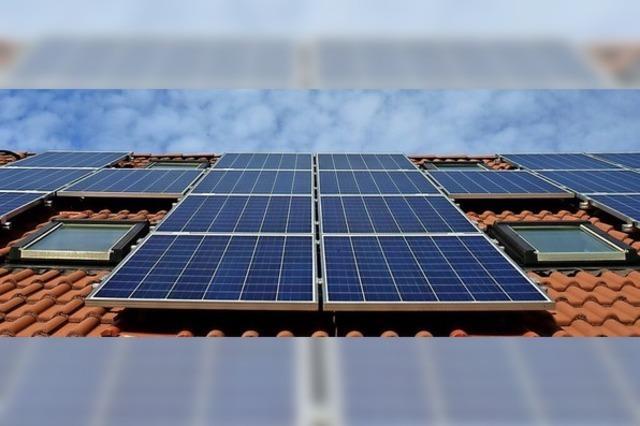 Hohe Potenziale für Sonnennutzung