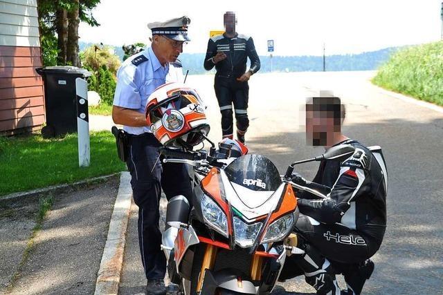 Präg bleibt ein Brennpunkt bei Motorrad-Unfällen