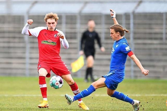 Ein perfekter Spieltag für den Spitzenreiter SC Freiburg II