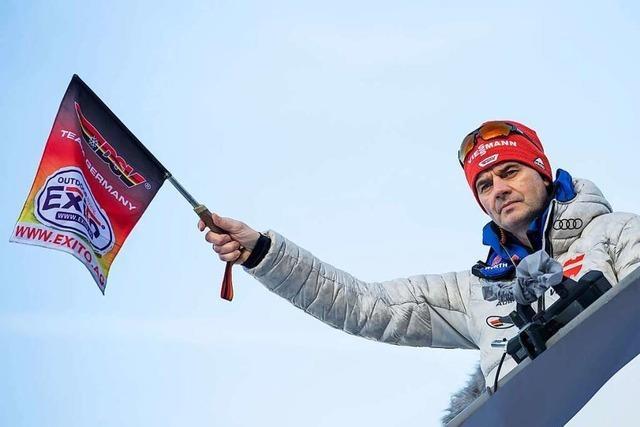 Die Erfolge der Skispringer sind auch Stefan Horngachers Verdienst