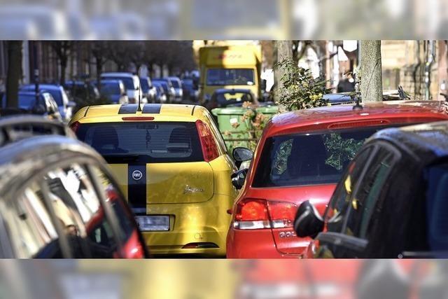 Schwierige Rechnung: Wieviel ist in Freiburg ein Parkplatz wert?