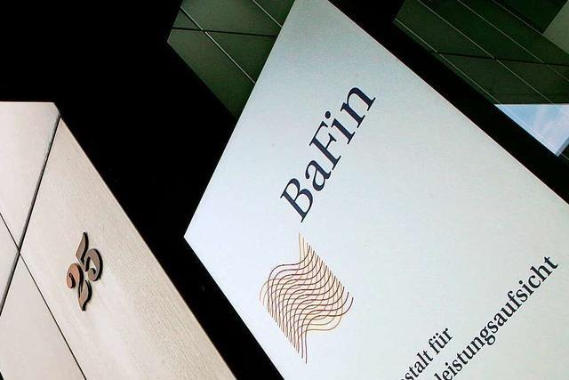 Finanzaufsicht schließt Ulmer Reichsbürger-Bank