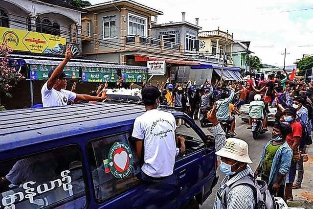 UN: Blutigster Tag seit dem Militärputsch