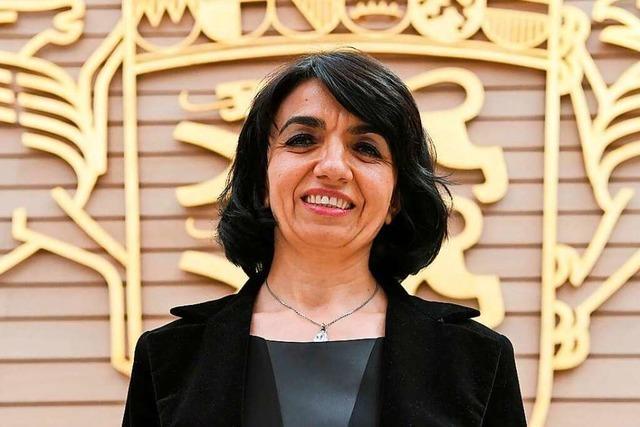 Parlamentspräsidentin Aras dringt auf Wahlrechtsreform