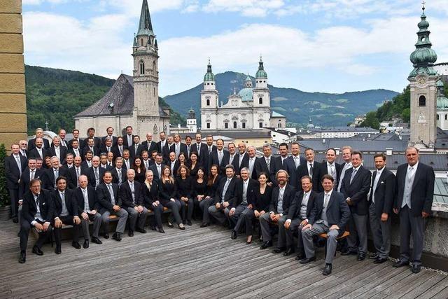 Zu Gast beim Lucerne Festival