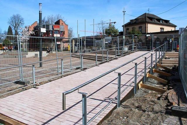 Wie ist der Stand bei den Mobilitätsprojekten in Lörrach?