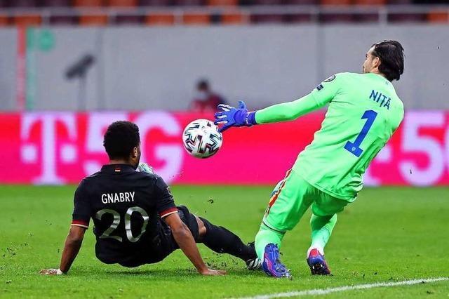Löw-Elf gewinnt auch ihr zweites WM-Qualifikationsspiel