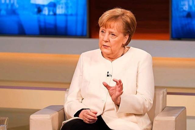 Merkel erteilt Lockerungen und Modellprojekten eine Absage