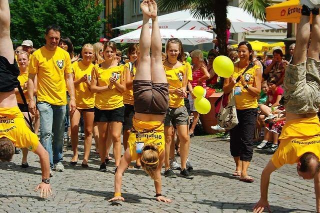 Landeskinderturnfest 2021 in Offenburg abgesagt
