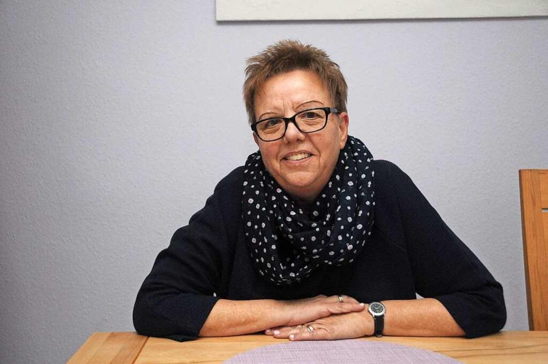 Maria Baumgartner-Rüsch hat viel vor, muss sich aber in Geduld üben.    Foto: Regine Ounas-Kräusel