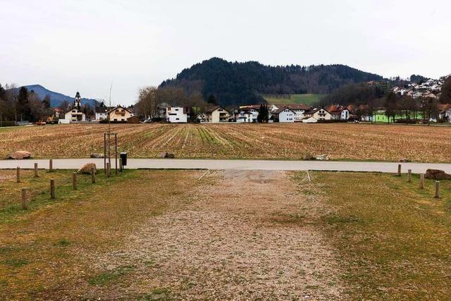 Bebauungsplan schafft Wohnraum für 990 Einwohner in Kollnau