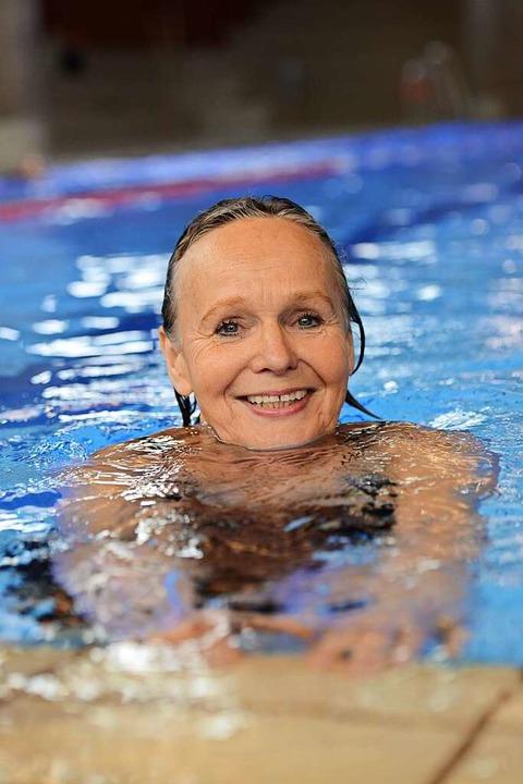 Schwimmen ist geradezu ideal für die zweite Lebenshälfte.  | Foto: Patrick Seeger