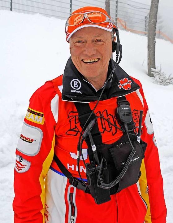 Georg Zipfel    Foto: Patrick Seeger