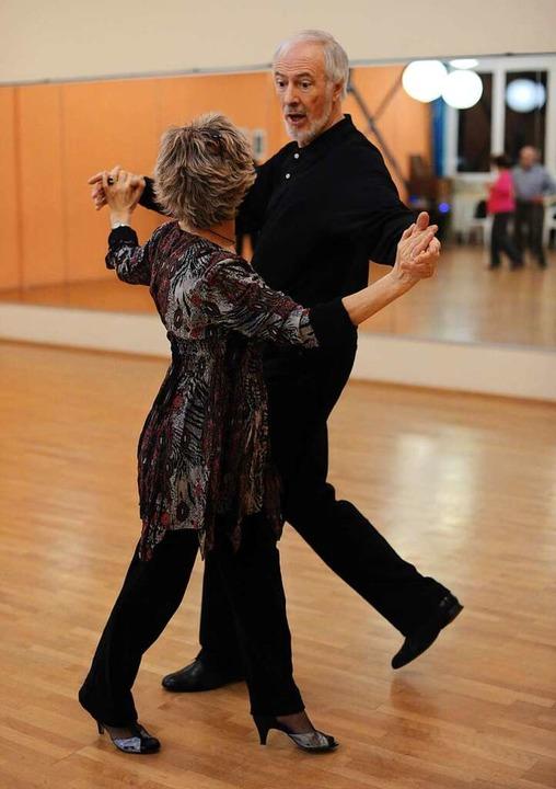Tanzen hält fit und macht Spaß – in jedem Alter.     Foto: PATRICK SEEGER
