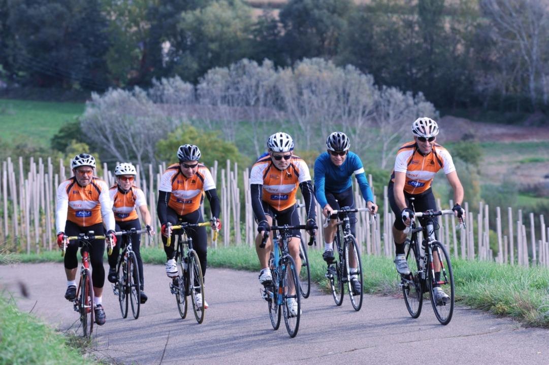 Beim Radfahren sind Fitness und Erholung im Sattel quasi garantiert.   | Foto: Patrick Seeger