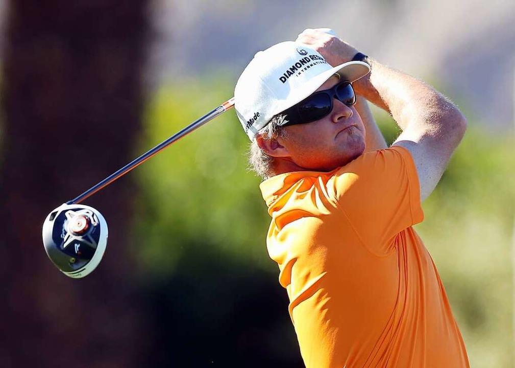 Ein Schwung, der die Gelenke nicht belastet: Golf    Foto: JEFF GROSS