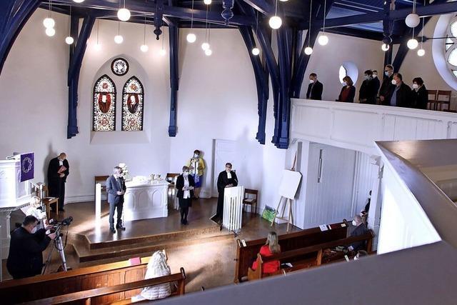 Erlöserkirche in Kippenheimweiler