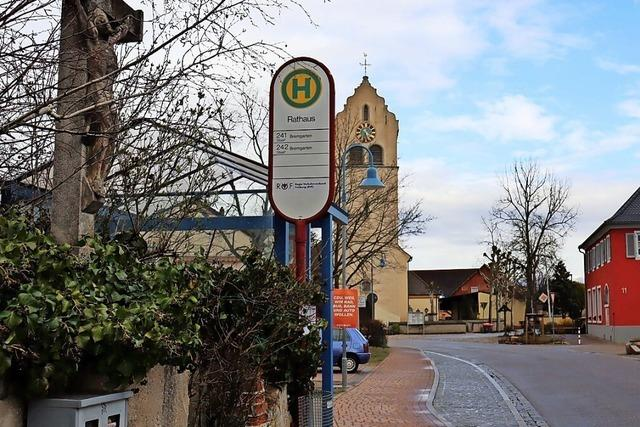 Hartheims Wünsche zum Nahverkehr