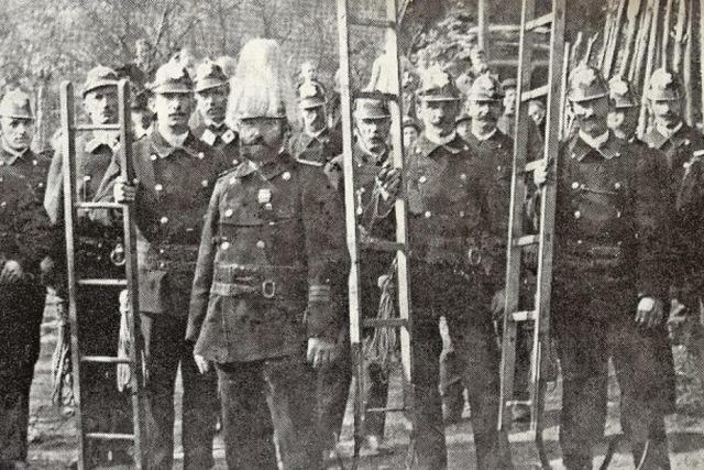 Öflinger Feuerwehr wird 150 Jahre