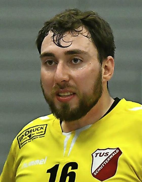 Bleibt an den Handball-Drittligisten Willstätt ausgeliehen: Steffen Dold  | Foto: Wolfgang Künstle