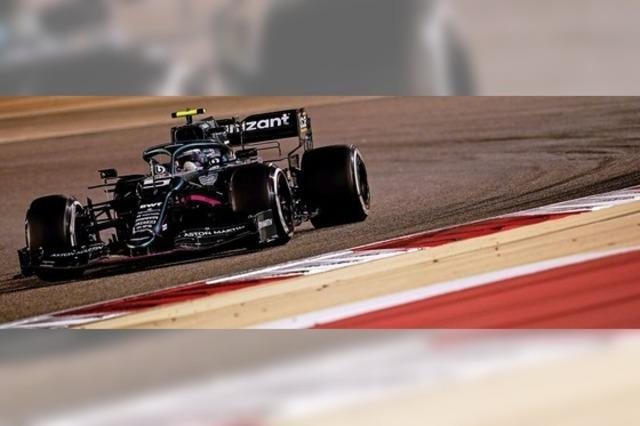 Vettel in der Frustschleife