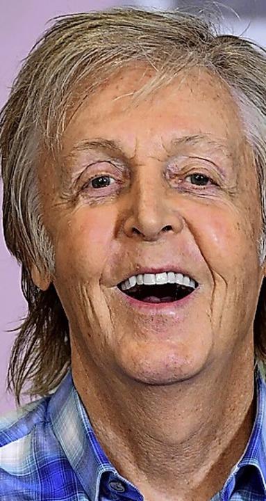 McCartney    Foto: Ian West (dpa)