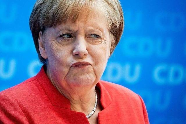 Angela Merkel kämpft ihren letzten großen Kampf
