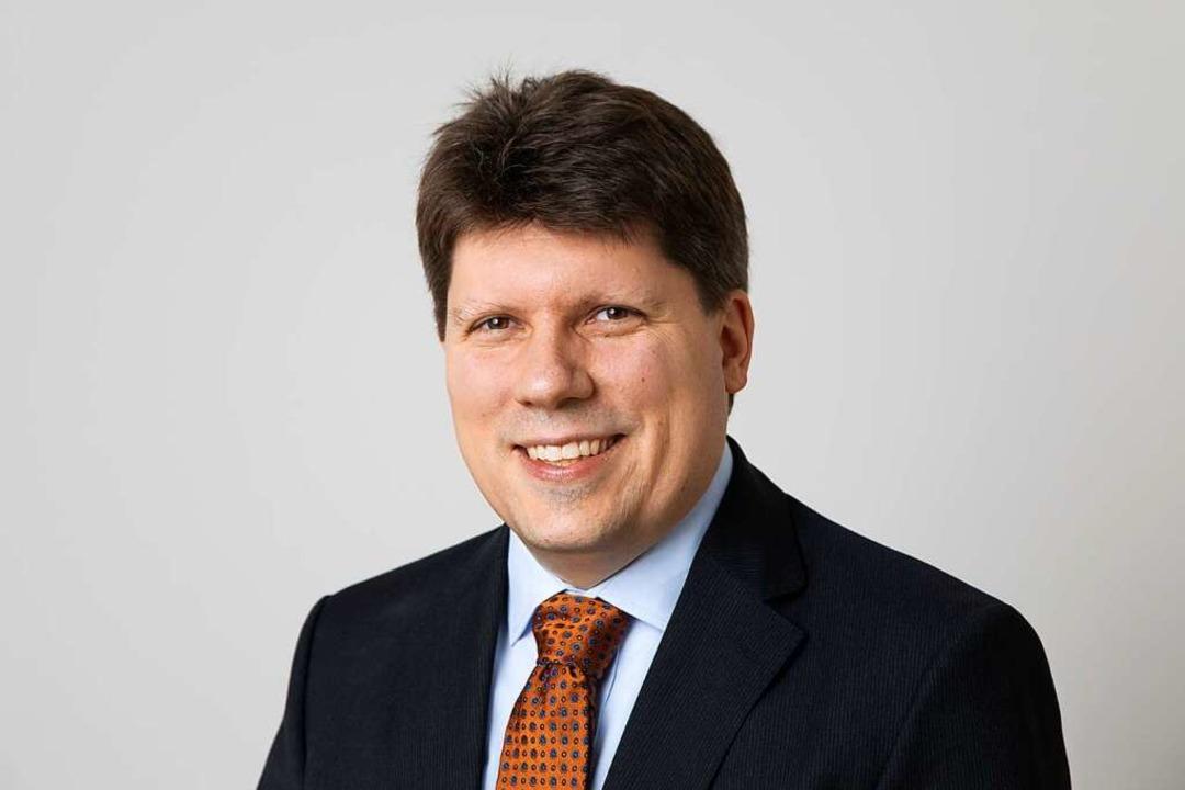 Frank Barrois rückt in den Vorstand nach.  | Foto: Ingeborg F. Lehmann (Caritasverband Freiburg-Stadt)