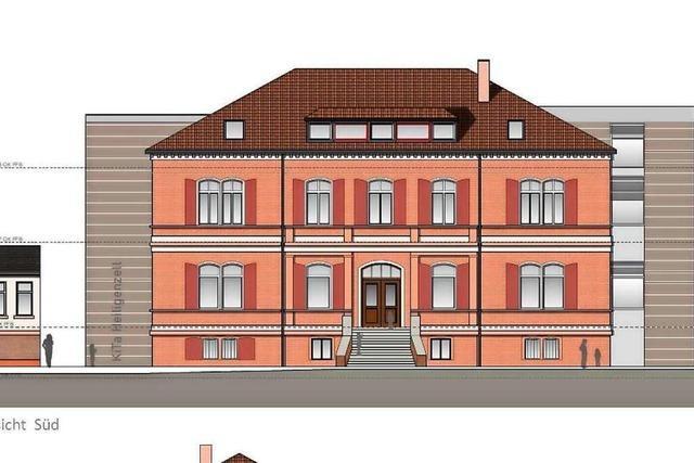 Nach der Kritik: Architekt gibt den Auftrag für das Kloster Heiligenzell zurück