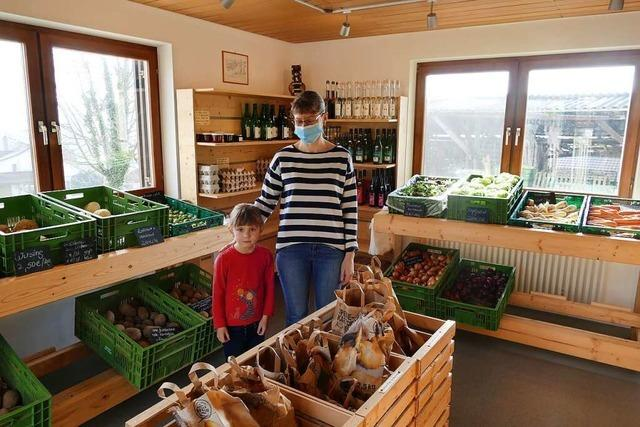 Der Munifhof in Huttingen ist seit 300 Jahren in Familienbesitz