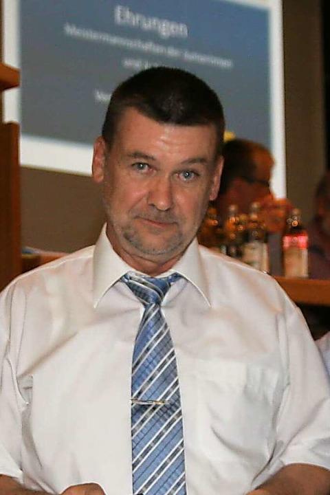 Seit 15 Jahren im Amt: Harald Fengler  | Foto: Michael Neubert
