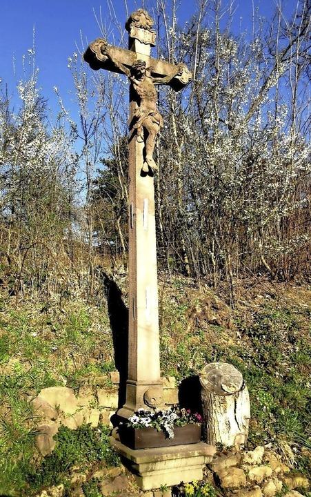 Im Kreuz ist Heil: Höhepunkt der Kar- ...isten zu allen Zeiten der Karfreitag.   | Foto: Reiner Merz