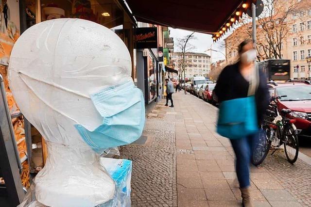 Landratsamt Lörrach erweitert Maskenpflicht auf medizinische Masken