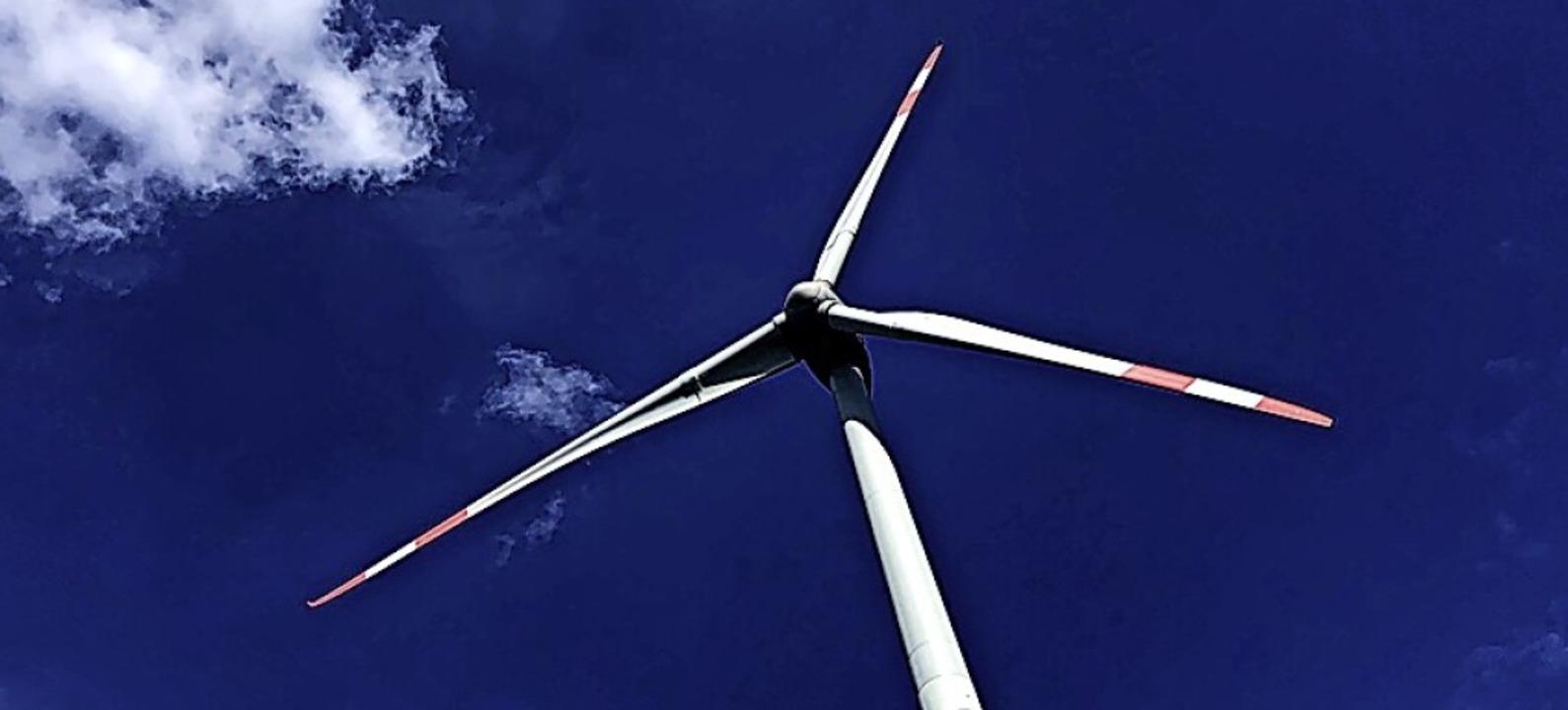 Über Windkraft wird gestritten.  | Foto: Ronja Vattes