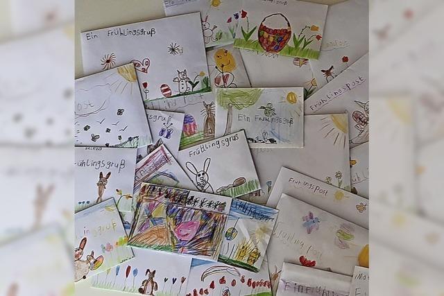 Briefe für die Senioren