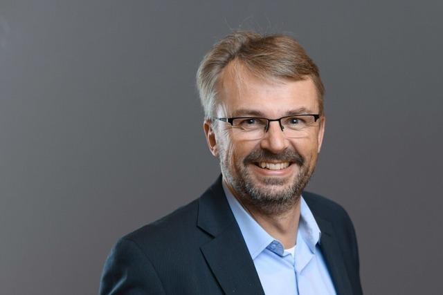 Martin Gruner ist neuer Bürgermeister in Weil am Rhein