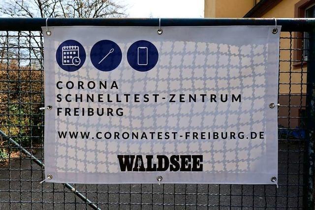 Freiburg erhöht Schnelltest-Kapazitäten – aber es reicht nicht