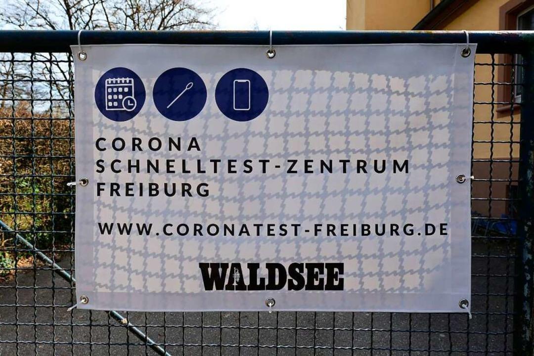 Am Standort Waldsee wird jetzt sogar im Drei-Schicht-Betrieb getestet.  | Foto: Ingo Schneider