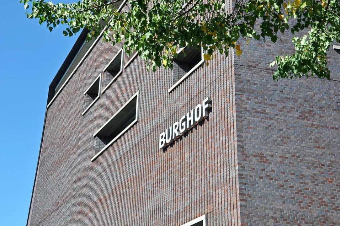 Die akute Insolvenzgefahr des Burghofs ist gebannt.  | Foto: Daniel Gramespacher