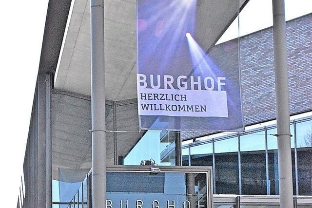 Mit dem Abgang von Markus Muffler steht der Burghof Lörrach vor einer Zäsur