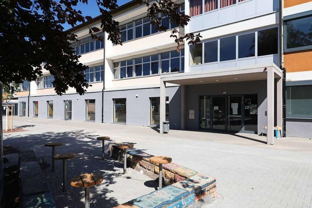 Die Grundschule Friesenheim kommt scho...en Schuljahr an ihre Kapazitätsgrenze.  | Foto: Christoph Breithaupt
