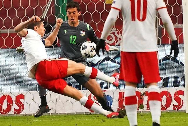 Lewandowski-Schock vor Liga-Gipfel - Suche nach Bayerns Plan B
