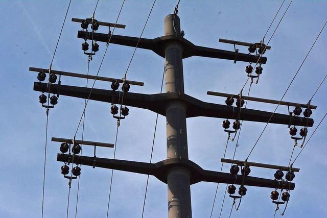 Die Neuvergabe der Stromkonzession in Weil am Rhein zieht sich hin