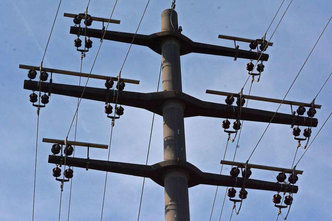 Wer verteilt künftig den Strom?  | Foto: Hannes Lauber