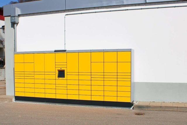 In Grenzach-Wyhlen gibt es nun doch eine DHL-Packstation