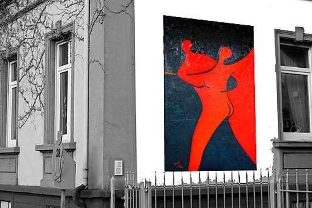 Hausfassaden in Riegel sollen zur Straßengalerie werden